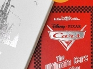Disney's Cars Collection A4 Version