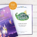 Disney's Tinkerbell and the Great Fairy Rescue Personalised Book