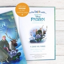 Disney's Frozen Magic of the Northern Lights Personalised Book