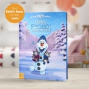 Olaf's Frozen Adventure Personalised Book