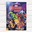 Avengers Beginnings Personalised Book