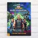 Thor Ragnarok Personalised Book