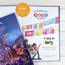Disney's Coco Personalised Book