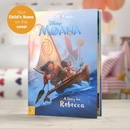 Disney's Moana Personalised Book