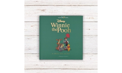 Winnie The Pooh Disney Timeless Classic