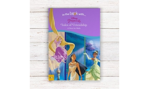Disney Princess Tales of Friendship Soft Back Book