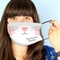 Personalised Cat Face Covering