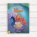 Disney's Finding Nemo Soft Back Book With Gift Box