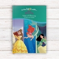 Disney Princess Tales of Bravery Soft Back Book