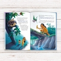 Disney Princess Tales of Friendship Hard Back Book With Gift Box