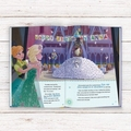 Frozen Fever Hard Back Book With Gift Box
