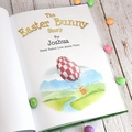 The Easter Bunny Personalised Hardback Story Book