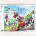 Avengers Beginnings Personalised Hardback Book