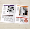 Personalised Puzzle Book A5 Travel Version