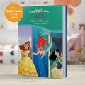 Disney Princess Tales of Bravery Hard Back Book