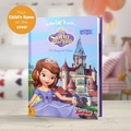 Sofia the First Soft Back Book