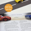 Disney's Cars Collection Personalised A3 Book