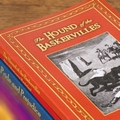 The Hound of the Baskervilles Personalised Softback Book