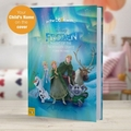 Disney's Frozen Magic of the Northern Lights Soft Back Book