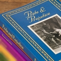 Pride and Prejudice Personalised Softback Book