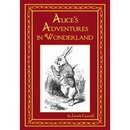 Alice's Adventures in Wonderland Hardback Book With Gift Box
