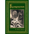 Frankenstein Personalised Softback Book With Gift Box