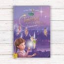 Disney Fairies Tinkerbell and the Great Fairy Rescue Hard Back Book With Gift Box