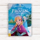 Disney's Frozen Hard Back Book With Gift Box
