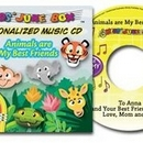 Animals are My Best Friends Children's Music