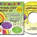 Music For Me 2 Personalised Music