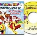 My Very Own Christmas Personalised Music