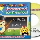 Personalised For Preschool Personalised Music
