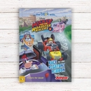 Mickey and the Roadster Racers Hard Back Book