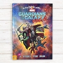 Guardians of the Galaxy 2 Personalised Hardback Book